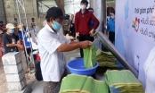 Báo Pháp luật Việt Nam chung tay cứu trợ người có hoàn cảnh khó khăn mùa dịch Covid-19