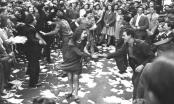Niềm hân hoan trong Ngày Chiến thắng ở châu Âu 1945