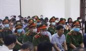 Vụ gian lận điểm thi tại Hòa Bình: Đề nghị mức án 15 cựu cán bộ công an, giáo dục