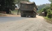 Đắk Nông: Cát phủ lấp Quốc lộ 28