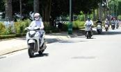 Những điều cần lưu ý khi đi xe máy trong thời tiết nắng nóng
