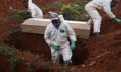 Brazil trở thành tâm dịch Covid-19 chết chóc thứ hai thế giới