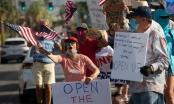 Hàng loạt bang của Mỹ ngừng mở cửa vì sóng thần Covid-19 trở lại