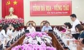 Bà Rịa - Vũng Tàu: Tiếp và làm việc với Đoàn công tác của Đảng đoàn Liên hiệp các Tổ chức Hữu nghị Việt Nam