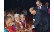 Thủ tướng Nguyễn Xuân Phúc tri ân sự hy sinh thầm lặng của các Mẹ VNAH