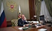 Tổng thống Nga, Ukraine bất ngờ liên lạc