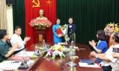 Bà Phạm Hải Hoa được bổ nhiệm làm Chủ tịch Hội Nông dân thành phố Hà Nội