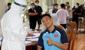 ĐT U22 Việt Nam hoàn thành xét nghiệm Covid-19