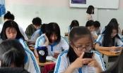 Điện thoại trong lớp học