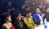 Danh ca Giao Linh bật khóc trước phần trình diễn bán kết 1 của thí sinh Ngôi Sao Âm Nhạc