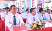 Khánh thành các công trình chào mừng Đại hội Đảng bộ tỉnh Bình Dương lần thứ XI