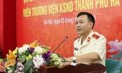 Bổ nhiệm ông Đào Thịnh Cường giữ chức Viện trưởng VKSND thành phố Hà Nội