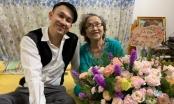 Những bông hoa dành tặng mẹ