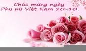 Những lời chúc hay dành tặng vợ nhân ngày Phụ nữ Viêt Nam