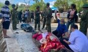 Cứu sống được 33 người trong vụ sạt lở núi vùi lấp ở xã Trà Leng