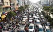Điều chỉnh phương án phân luồng giao thông ở Ngã Tư Sở - Trường Chinh