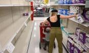 Người Mỹ lại 'càn quét' giấy vệ sinh trong siêu thị