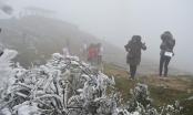 Thông tin đỉnh núi Mẫu Sơn xuất hiện băng, tuyết là chưa chính xác
