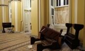 Điện Capitol hư hại nặng nề sau cuộc bạo loạn