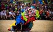 Những chàng trai dân tộc dũng mãnh trong điệu múa sư tử độc lạ ở Lạng Sơn