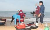 Quảng Bình: Ngư dân bãi ngang vui mừng trúng lộc biển những ngày đầu năm mới