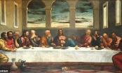 Giới hội họa xôn xao quanh bức Bữa tối cuối cùng