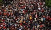 Nghi trúng đạn cảnh sát, 2 người biểu tình tại Myanmar thiệt mạng