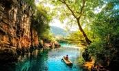 Tận hưởng tuyệt tác Sông Chày - Hang Tối giữa lòng di sản Phong Nha