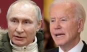 Tổng thống Putin thẳng thừng đề nghị đối thoại sau chỉ trích của ông Biden