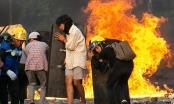 Người Trung Quốc ráo riết tháo chạy khỏi chảo lửa Myanmar