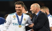 Ronaldo sẽ về lại Real Madrid?