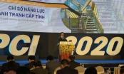 """Công bố PCI 2020: Nâng bước chân cao hơn lên những """"bậc thang"""" cải cách"""