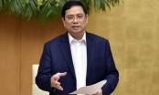Thủ tướng Phạm Minh Chính: Tạo thuận lợi tiếp cận vốn nhưng không hạ chuẩn cho vay