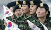 Hàn Quốc tranh cãi nghĩa vụ quân sự bắt buộc với nữ giới