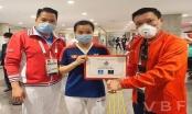 Olympic Tokyo 2020: Tay vợt Nguyễn Thùy Linh giành chiến thắng trong trận ra quân đầu tiên