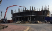 Quảng Bình: Bị đình chỉ, buộc phá dỡ trường mầm non SKY vẫn ngang nhiên xây dựng