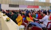 Ấm áp ngày hội hiến máu tình nguyện Chủ nhật đỏ tại Quảng Bình