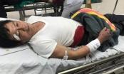 Quảng Bình: Va chạm giao thông tài xế Sun Taxi rút dao chém người bị thương nặng