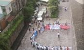 Cư dân 88 Láng Hạ bức xúc phản đối chủ đầu tư Hanotex bội tín