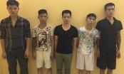 Hà Nội: Bắt nhóm đối tượng đòi họ bằng đánh người, cướp tài sản