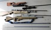 Chế tạo súng rồi lên mạng rao bán, 3 thanh niên bị phạt 70 triệu đồng