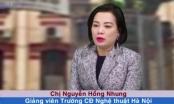 Vợ nghệ sĩ Xuân Bắc tiếp tục tố cáo nhiều dấu hiệu sai phạm tại Trường cao đẳng Nghệ thuật Hà Nội?