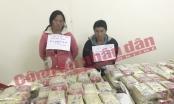 Điện Biên: Bắt đôi vợ chồng vận chuyển 171kg ma tuý trị giá 3 triệu USD nguỵ trang trong bao đựng chè