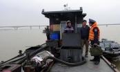 Quảng Ninh: Bắt giữ tàu vận chuyển trái phép 25.000 lít dầu FO
