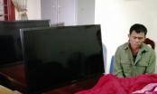 Nghệ An: Bắt giữ đối tượng chuyên đột nhập trường mầm non trộm 8 ti vi màn hình phẳng