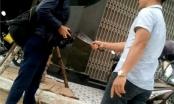 Bình Định: Khởi tố người đàn ông cầm dao phay dọa giết phóng viên