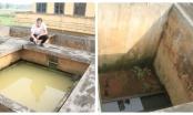Hà Nội: Ung thư vì nước bẩn dù sống cạnh nhà máy nước chục tỷ