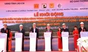 Khởi công tuyến đường nối cao tốc Nội Bài - Lào Cai - Sa Pa