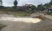 Lào Cai: Hai vợ chồng bị mưa lũ cuốn trôi, mất tích