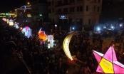 Sa Pa (Lào Cai): Tưng bừng tổ chức cuộc thi đèn Trung thu 2016